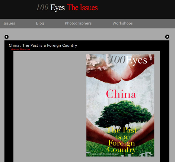 100eyes - China: The Past is a Foreign Country (Nov 2010)