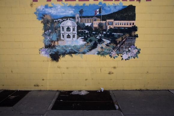 A mural in Pasco, Washington, USA.