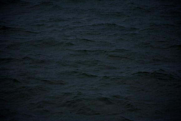 Water in Cape Cod Bay near Provincetown, Massachusetts, USA.