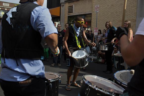 HONK! Festival 2012