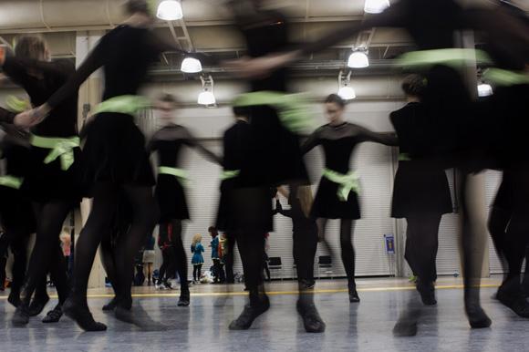Irish Dancing World Championships 2013 M Scott Brauer