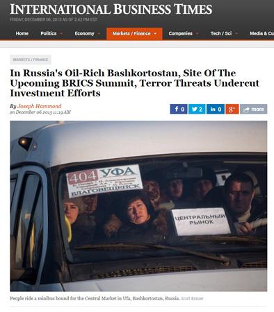 Screenshot of ibtimes.com - 6 December 2013